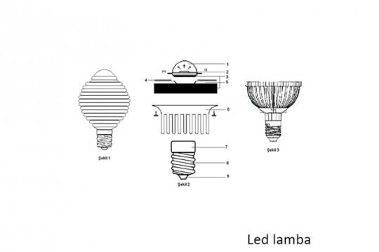 Led-Lamba
